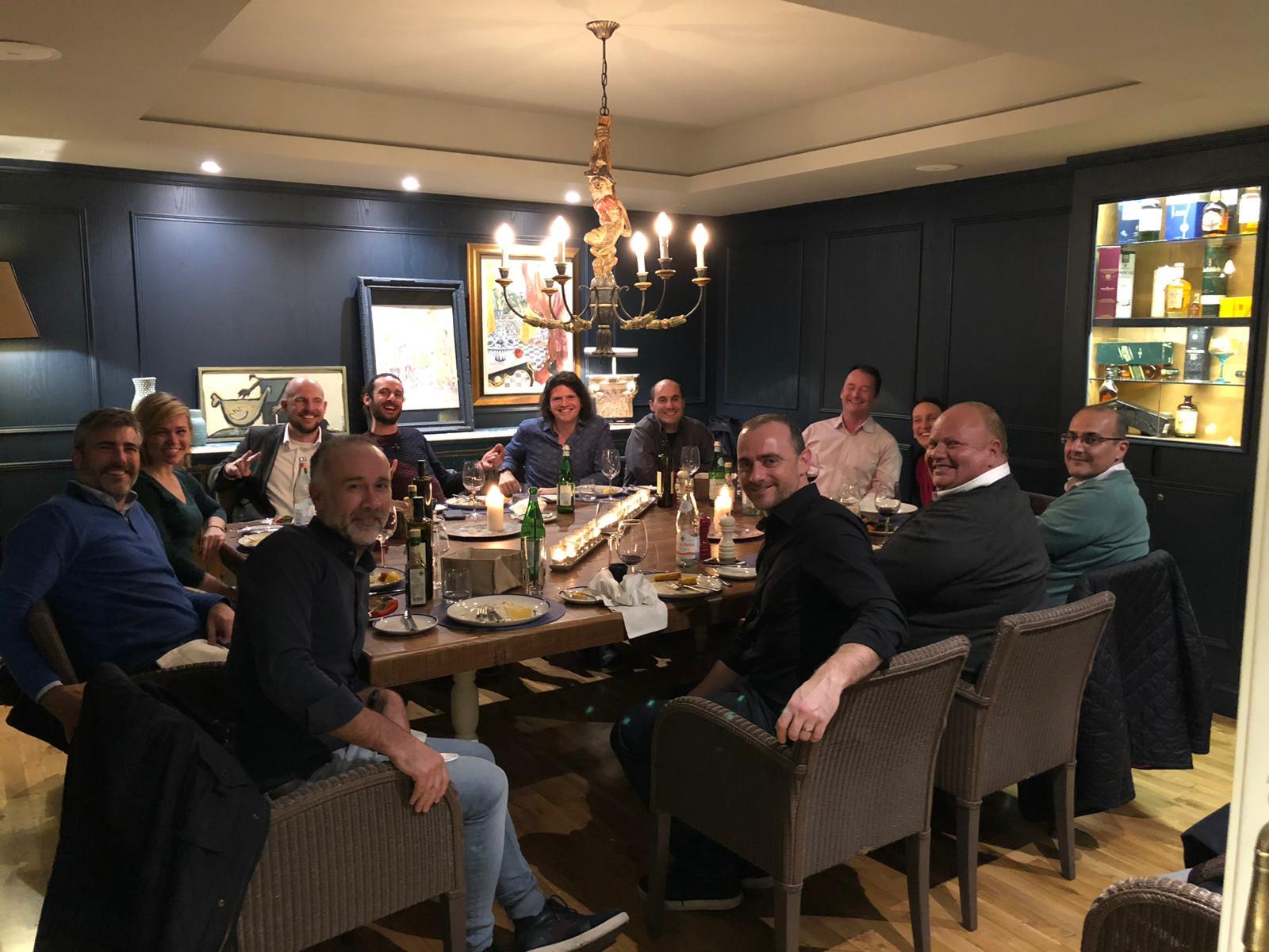 SV Dinner @ Giuseppis Bar & Bistro